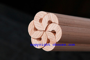 Articles Anatomy Of A Pool Cue Construction Shafts Ob 1